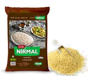 nirmal rice products