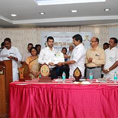FAOI Ksheera mitra Award