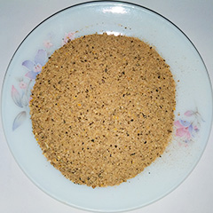animal feed mixture