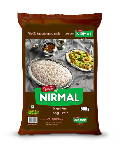 nirmal long grain rice