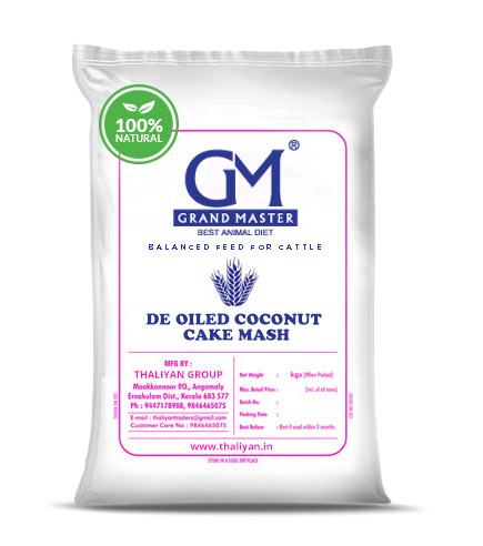 coconut cattle feed