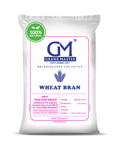 natural wheat  bran