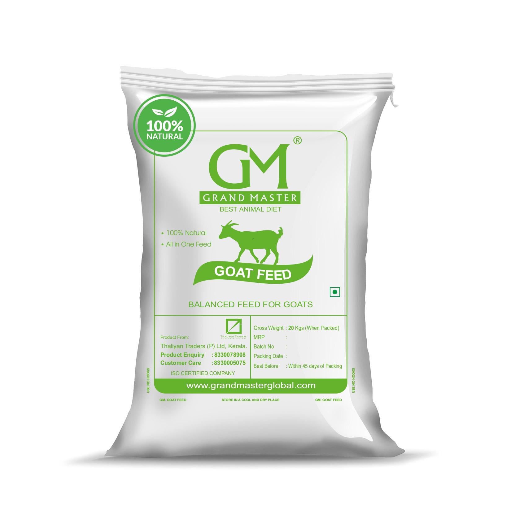goat feed